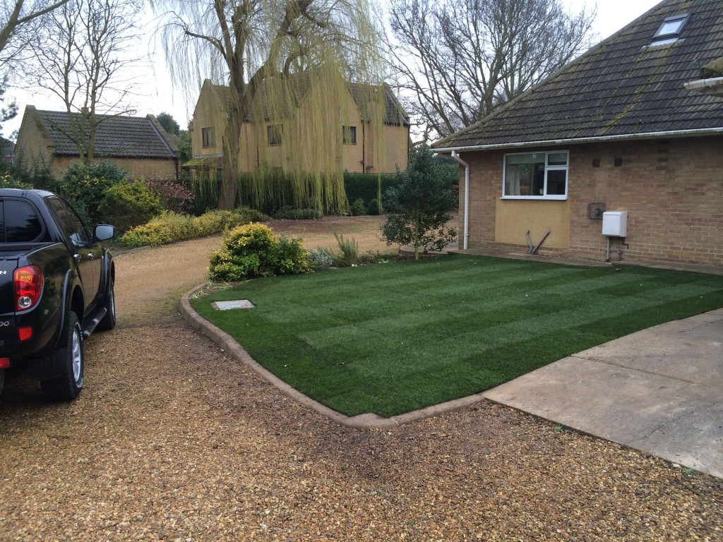 Domestic Landscaping Peterborough