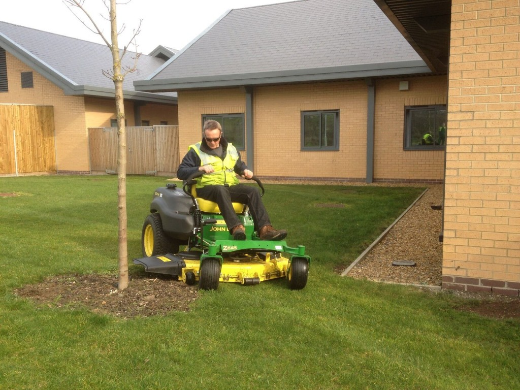 Commercial Landscaping in Peterborough