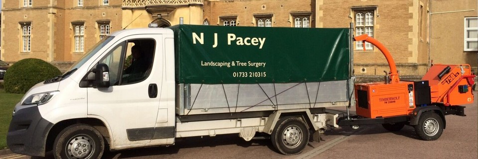 N.J. Pacey Landscaping Ltd Peterborough Landscaping Specialists since 1987