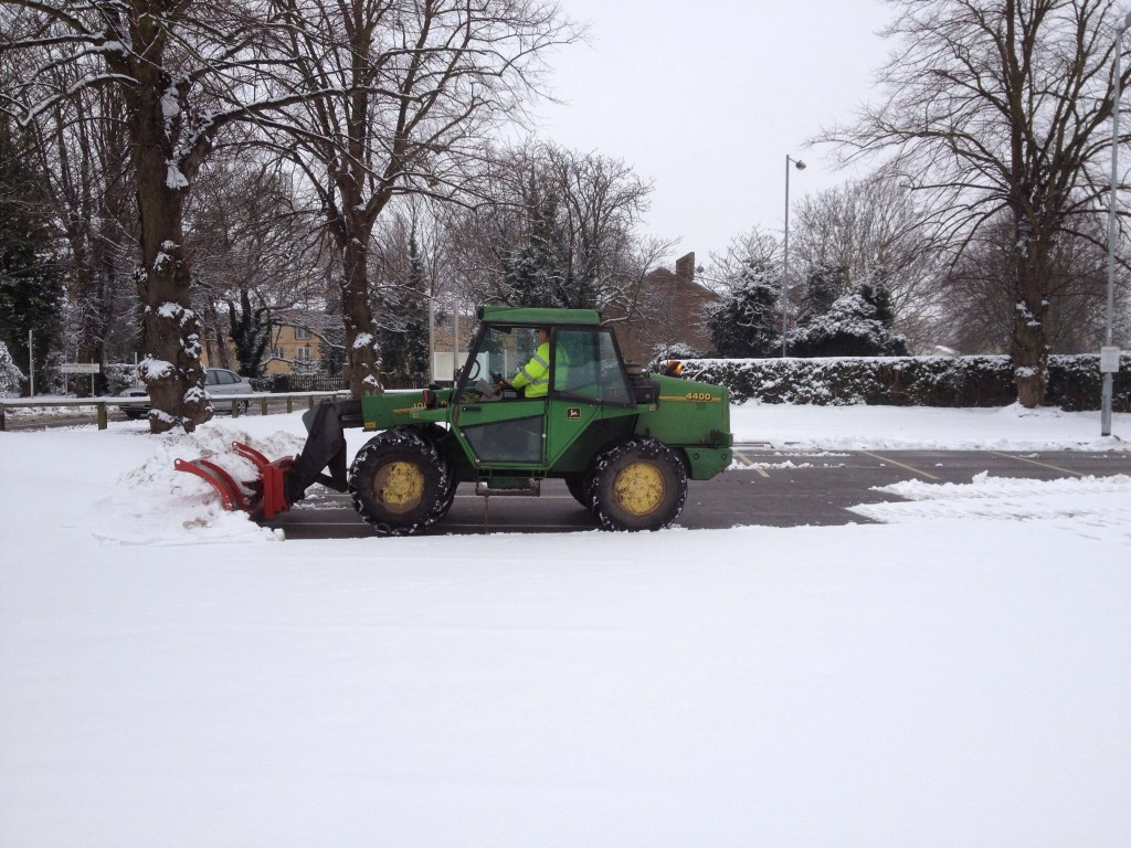 Peterborough Gritting and Winter Gritting Services