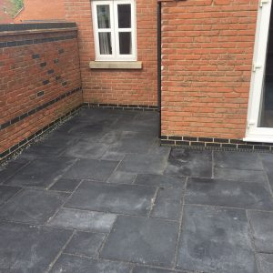 Domestic Landscaping Project - Peterborough