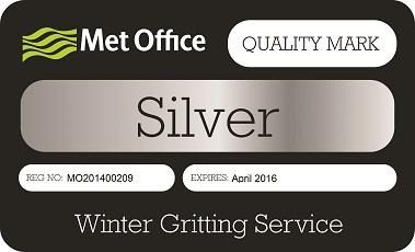 Met Office Silver Mark